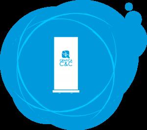 soportes y merchandising grafica cyc temuco